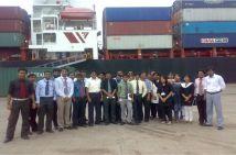 JNPT port visit