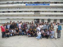 Bankok port visit
